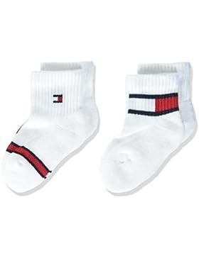 Tommy Hilfiger Unisex Baby Socken, 2er Pack