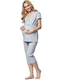 Italian Fashion IF Women's Nursing Pyjamas Ursula 0225