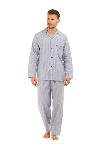 Pijama de hombre Haigman de rayas
