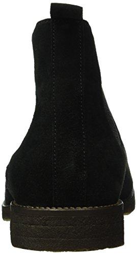 Schwarz Chelsea H Ago Boots Jack 001 schwarz Manz Herren wqzxZffY