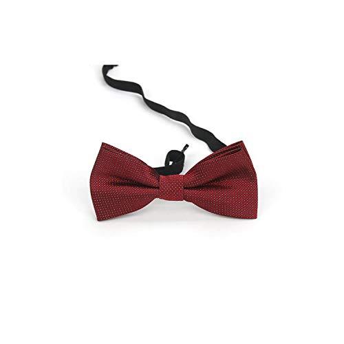 Children Formal Polyester Kid Bowties Butterfly Party Pet Bowtie Ties Polka Dot Stripe Boys Bow Tie,Ia1049 -