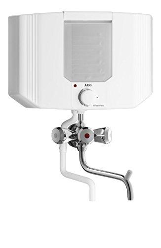 AEG 228908 Thermofix KL Kochendwassergerät 2 kW mit Kochsignal und 3-Griff-Armatur