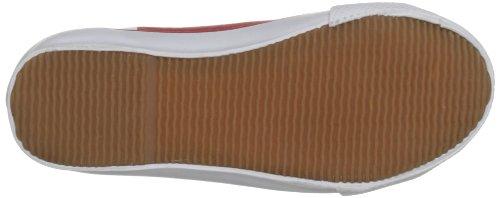 Pepe Jeans London BTJ-270 C2 PFS30667 255, Unisex-Kinder Sneaker Rot (Red)