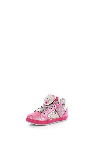 Lelli Kelly 6402 Sneakers Bambino Eco-pelle Fucsia Glitter Fucsia Glitter 28
