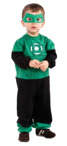 Kostüm Green Lantern Hal Jordan-Baby