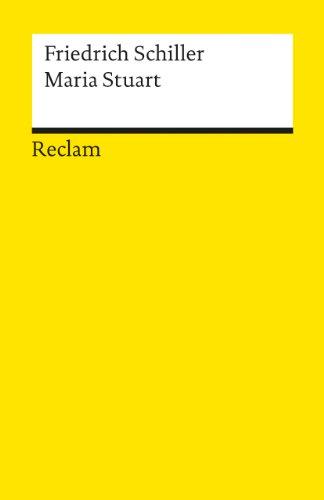 Reclam, Philipp, jun. GmbH, Verlag Maria Stuart (Poches Allemand)