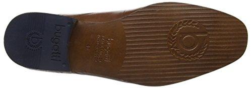 Bugatti 311131011100, Derby homme Marron (Cognac 6300)