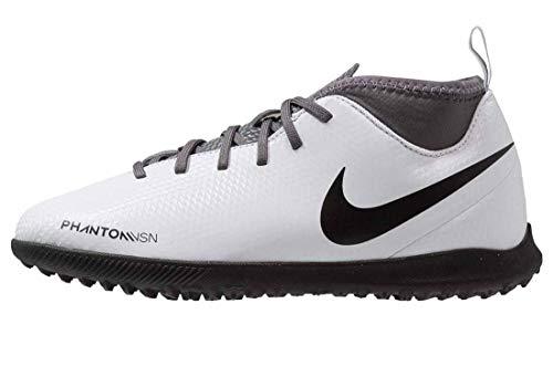 official photos 0d7cf 67559 Nike JR Phantom VSN Club DF TF, Zapatillas de Deporte Unisex niño, (Pure