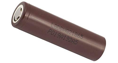 E-Zigarette, E-Shisha, LG HG2 Li-Ion Akku - 3000 mAh / 20A