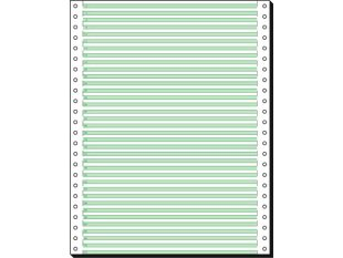 Endlospapier 1000Bl liniert