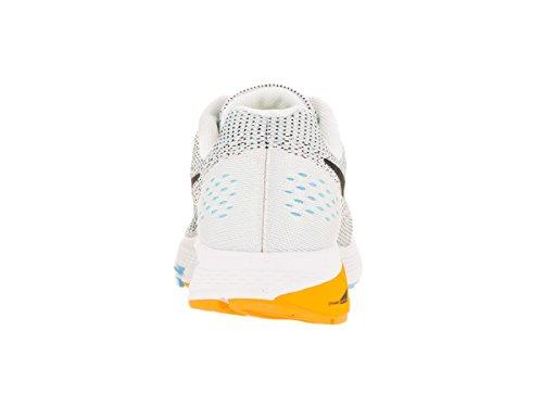 Nike W Air Zoom Structure 19, Scarpe da Corsa Donna Blanco (White / Black-Lsr Orange-Gmm Bl)