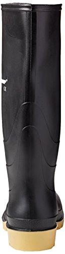 Grisport Dunlop Viking Welly, Chaussures Multisport Outdoor Mixte Adulte Noir (Black)
