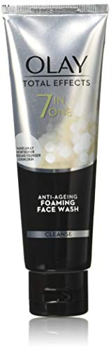 Olay Total Effects Anti Ageing Face Wash Cleanser, 100g