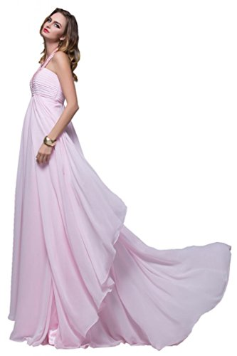 Sunvary Charming elasticizzato, Fodero imbottito decorato con strisce di tessuto pieghettato Pageant da Cocktail, per donna Grape