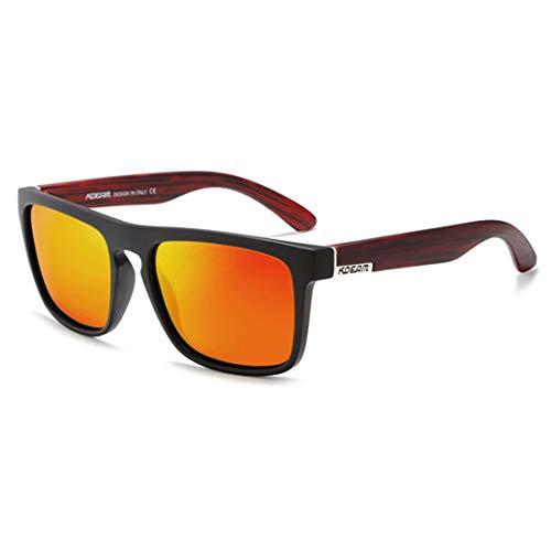KDEAM Sonnenbrille polarisiert Damen Herren Unisex KD156 C12