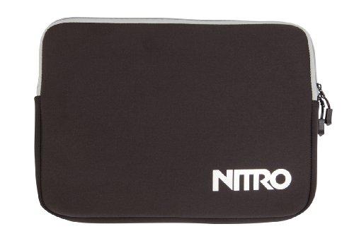 Nitro Snowboards Laptopschutzhülle Laptop Sleeve 15, black, 39 x 26 x 4 cm, 1131878004