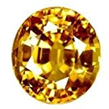 #7: 8.25 Ratti Super Quality Natural Yellow Topaz ,Substitute of Yellow Sapphire, Pukhraj