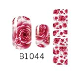 Nagel Aufkleber Nail Art Folien Politur Aufkleber - B1044 Nail Sticker Tattoo - FashionLife