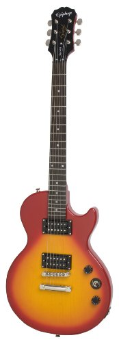 Epiphone Les Paul Special-II - Guitarra eléctrica, Heritage Cherry Sunburst (Amazon Exclusivo)