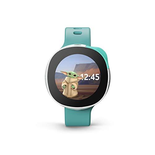 Oferta de Neo, el Reloj Inteligente para niños con Personajes de Disney. Smartwatch con Llamadas, Chat, cámara, localizador GPS y Monitor de Actividad.