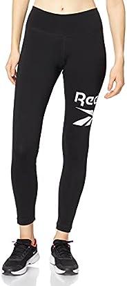 Reebok womens Reebok Identity BL Cotton Legging Leggings