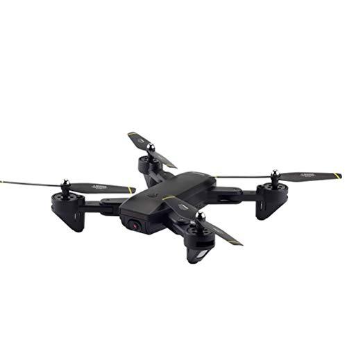 LHJCN Drohne Kinder,GPS FPV RC-Drohne mit Kamera Live-Video GPS-Smart-Quadcopter mit 5G Kamera Hd Plakette Drohne Kinder Ab 6 Jahre Hd Faltbar Follow Me 1080p, Black