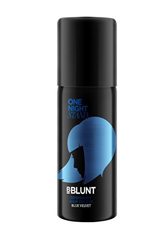 BBLUNT One Night Stand Temporary Hair Colour, Blue Velvet, 51ml