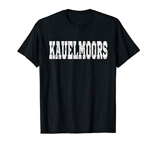 Plattdeutsch T-Shirt Kauelmoors Ostfriesen Geschenk