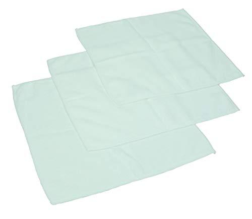 Betz Microfaser Reinigungstücher weiß 30 x 30 cm (3er-Pack)