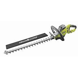 Ryobi RHT7565RL Taille-haie thermique (épée de 65cm, capacité de coupe de 34mm, 750W)