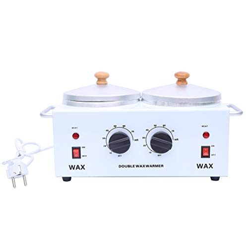 Eléctrico Calentador de la cera 1000CC, ajuste de la temperatura de la perilla, conveniente para todo...