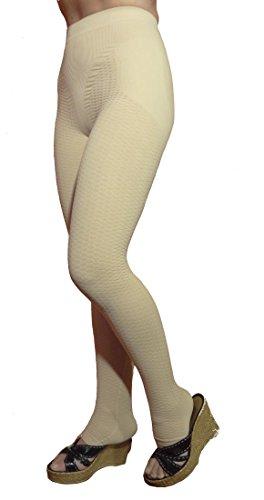 98be89f7797f5 CzSalus Short Long raffermissement, Legging à Compression, 18 – 21 mmHg  lipedema-linfedema