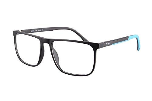 Shinu blu light blocking progressive multifocus occhiali da lettura anti luce blu occhiali da lettura con anti-fatica lente-sh078