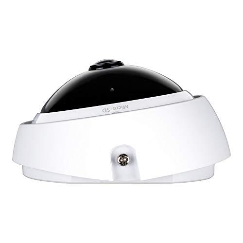 D-Link DCS-4622 IP/Dome-Kamera PoE (HD-Qualität, 360° Videoüberwachung, Tag & Nacht)