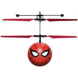 Spiderman Flying UFO Ball Motion Sensor Technology