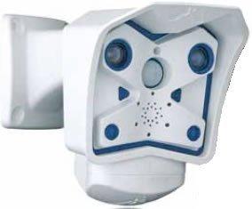 Mobotix M12D-Sec-DNight-D43N43 - Netzwerkkamera - wetterfest, MX-M12D-SEC-DNIGHT-D43N43 Mobotix Dual Lens