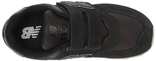 New Balance Unisex Baby 574v1 Sneaker Schwarz