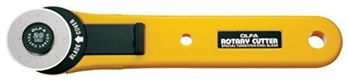 Olfa Rundklingen Cutter 28 mm (Diego Stoff San)