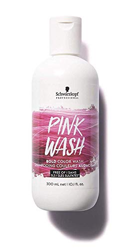 Schwarzkopf Professional Pink Wash Shampoos, 300ml