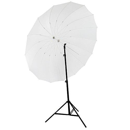 Neewer 10080939 Diffusions Parabolische Schirm, weiß