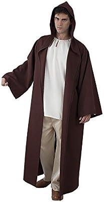 Túnica Jedi adulto - Único, XL