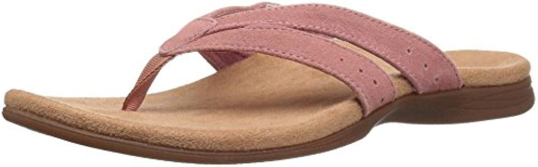 Sandalo da donna Shasta Thong, Brick, 11 B US   Prodotti Di Qualità    Scolaro/Ragazze Scarpa