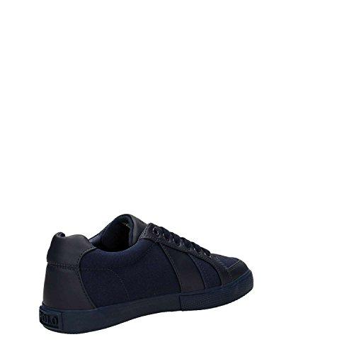Polo Ralph Lauren HUGH Sneaker Uomo Blu