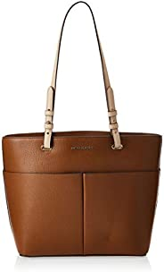 MICHAEL KORS Womens Medium Tz Pocket Tote Bag, Luggage - 30S9GBFT2L