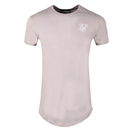 Sik Silk SS-12873 s/s Pastell Gym t-Shirt Pastell Rosa Pal Lge (Pastell Pals)