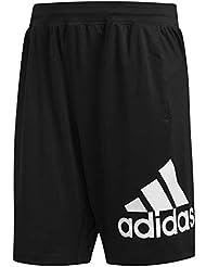 adidas 4Krft Sport 9-inch Short Bos, Pantaloncini Uomo, Nero, M