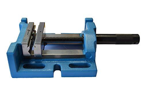 PAULIMOT Bohrmaschinen-Schraubstock 3-Weg 100 mm Backenbreite