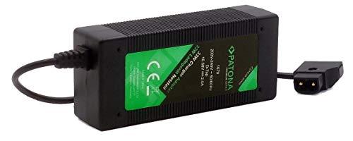 Fuente alimentación cargador batería V-Mount / videocámara