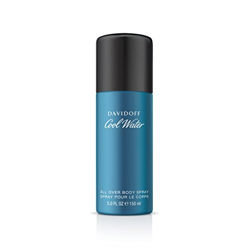 Davidoff Cool Water All Over Body Spray, 150ml