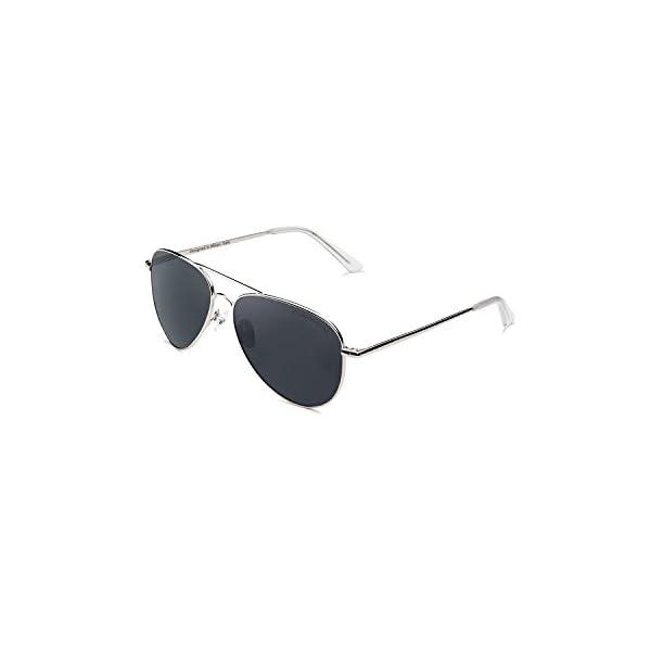Complementos CLANDESTINE Silver Blue Grey – Gafas de Sol Polarizadas Hombre    Mujer. 🔍. Envío Gratis Envío Gratis 69fd33549140